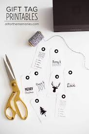 personalized gift wrap for the perfect gift printable tags