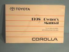 1998 toyota 4runner owners manual toyota hilux owners manual ebay