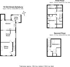 3 bedroom semi detached house for sale in old street harnham