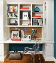 25 clever closet offices closet office white closet and office
