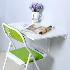 Small Folding Side Table Small Foldable Side Table Special Simple Tables Desk Folding Wall