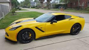 yellow corvette the official velocity yellow stingray corvette photo thread