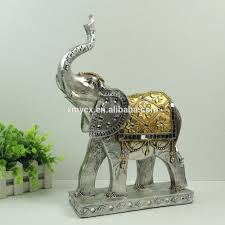 Elephant Statue Resin Silver And Gold Elephant Statue Wholesale Buy Resin