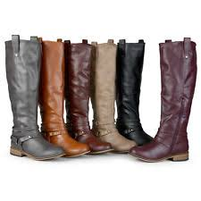 womens boots for wide wide c d w s boots ebay
