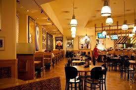restaurant decor cool and nature decor restaurant interior design of mr lucky s las