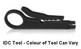 professional idc tool push down insertion tool amazon co uk