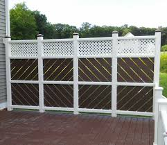 Patio Privacy Screen Ideas Bedroom Stylish Privacy Screen For Deck Porch And Patio Railings