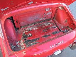 Triumph Tr3 Interior 1963 Triumph Tr3 For Sale California