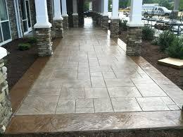 Backyard Stamped Concrete Patio Ideas Concrete Stamp Patterns Stamped Concrete Concrete Design Ideas