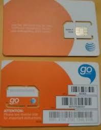 ready prepaid card at t sim card 3g 4g prepaid go phone 3g ready to activate sku