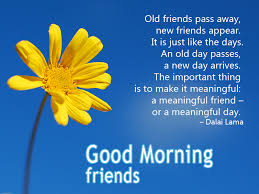 morning message ecards for best friend friendship quotes