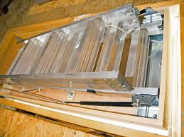 how to install a folding attic ladder how tos diy
