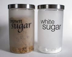 choose any 7 vinyl kitchen canister labels by ruffianathome on