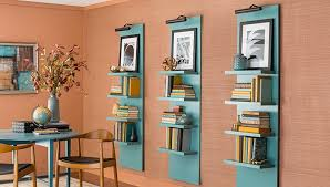 Lowes Wall Shelves by Furniture Ladder Shelf From Lowes Lighted Vertical Wall With
