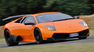 Lamborghini Murcielago Orange - lamborghini murcielago with 258k miles on the odometer has lived a