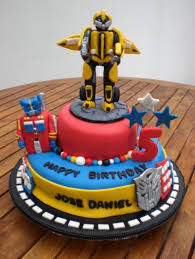transformers cake decorations transformer birthday cake birthday cakes