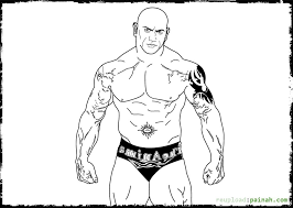 impactful wwf wrestling coloring pages further awesome article