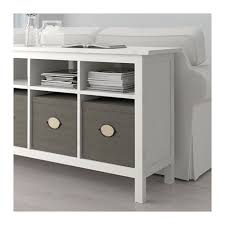 Ikea Sideboard Table Hemnes Console Table White Stain Ikea