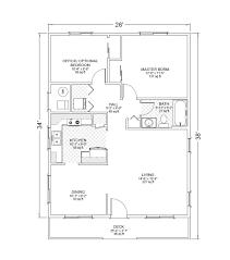 casitas floor plans house casita house plans