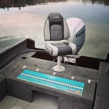 Boat Carpet Adhesive Muskie Carpet Floor Decal Fish Measuring Tape Kayak Wraps