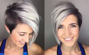 2017 short haircuts fashion and women