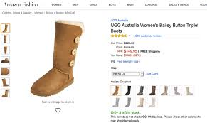 ugg boots sale womens amazon i found it on galleon ph joys of