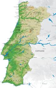 Map Of Portugal And Spain Best 25 Carte Portugal Ideas On Pinterest Carte De Portugal