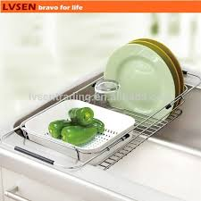 Kitchen Sink Dish Drainer Kitchen Sink Dish Drainer Suppliers And - Kitchen sink plate drainer
