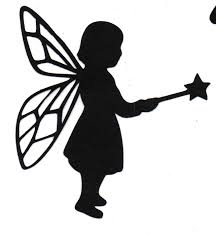 halloween silhouette png fairy child silhouette halloween die cut by simplymadescrapbooks