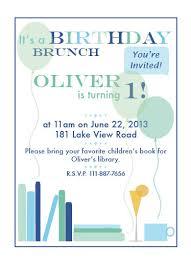 birthday brunch invitations party invitations 1st birthday brunch at minted