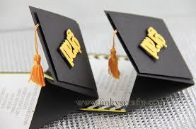 graduation cap invitations 3d graduation cap pop up invitations jinkys crafts
