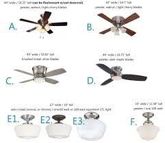 Ceiling Fan With Schoolhouse Light Ceiling Fan Or Schoolhouse Light Take 2 Pics