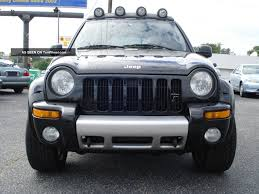 jeep liberty light bar 2004 jeep liberty renegade sport utility 4 door 3 7l 4x4 light bar