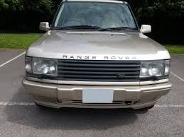 range rover 1999 1999 range rover 4 6 hse 50th anniversary for auction anglia car