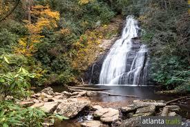 Fall Creek Falls Map Helton Creek Falls A Family Friendly Double Waterfall Hike Near