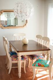 A Kitchen Table To Be Thankful For A MakeOver Story Kitchens - Painting kitchen table