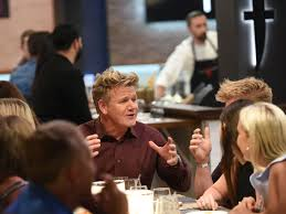 why gordon ramsay built a pop up that u0027s only open one hour per
