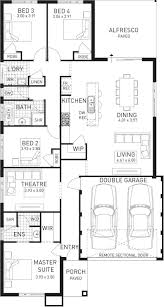 single storey floor plans u2013 laferida com