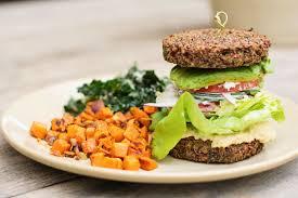 true food kitchen fashion island true food kitchen quinoa burger eat drink in newport