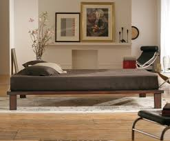 Platform Bed Without Headboard Solide Platform Bed Charles P Rogers Beds Direct Makers Of