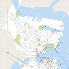Harbor College Map Boston Harbor Walk Maplets