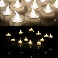 agptek led tea lights flameless votive candles bulk