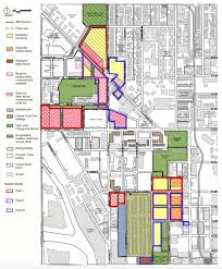 chicago housing projects map thousands of new residences slated for former cabrini green