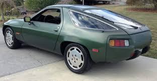 porsche 928 spec porsche 928 coupe 1978 oak green for sale 9288101118 1978 porsche