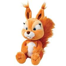 soft toy squirrel 22cm cartoon masha bear 2 songs