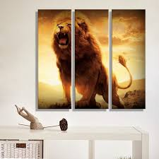 wall design lion wall art inspirations disney lion king wall art