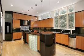 color kitchen cabinets with black appliances 10 kitchens with black appliances in trending design ideas