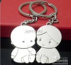 baby keychain baby boy and girl keychain keyring key chain ring key