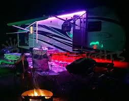 Carefree Awning Led Lights Rv Awning Lights Multi Color Leds For Rvs Campers And Trailers