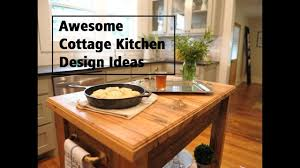 awesome kitchen cottage design ideas youtube